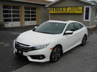 Used 2016 Honda Civic EX SUNROOF AUTOMATIC Turbo for sale in Smiths Falls, ON
