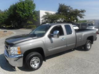 Used 2009 Chevrolet Silverado 2500 HD Work Truck Ext. Cab Long Box 4WD for sale in Burnaby, BC