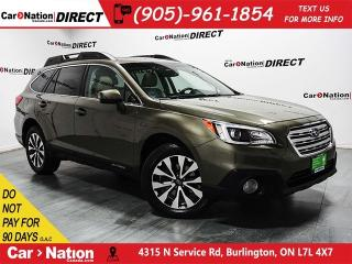 Used 2015 Subaru Outback 3.6R Limited Package w/Technology|OPEN SUNDAYS| for sale in Burlington, ON