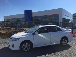Used 2012 Toyota Corolla S T.ouvrant, Roues for sale in Terrebonne, QC