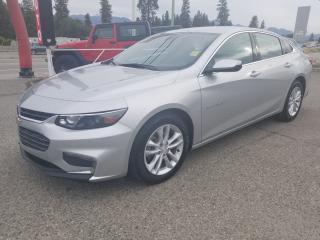 Used 2018 Chevrolet Malibu LT for sale in West Kelowna, BC