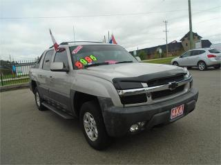 Used 2005 Chevrolet Avalanche LS for sale in Breslau, ON