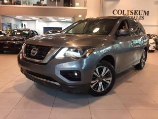 Used 2017 Nissan Pathfinder 4WD-7 PASSENGER-REAR CAMERA-BLUETOOTH-ONLY 78KM for sale in York, ON