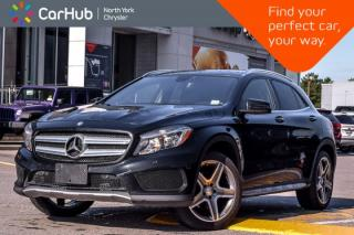 Used 2015 Mercedes-Benz GLA 250 4Matic|Sport Pkg|Pano_Sunroof|Heat Frnt.Seats|Nav for sale in Thornhill, ON