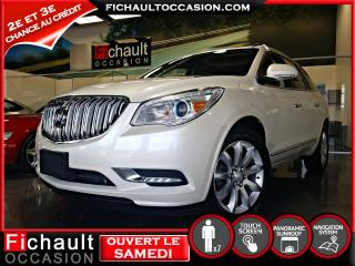 Used 2014 Buick Enclave PREMIUM*** NAVIGATION*** CUIR*** TOIT OU for sale in Châteauguay, QC