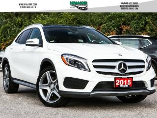 Used 2015 Mercedes-Benz GLA 250 4MATIC lOADED for sale in North York, ON