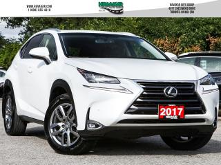 Used 2017 Lexus NX 200t Luxury Package for sale in North York, ON