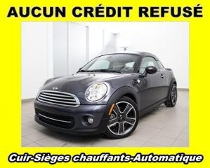 Used 2014 MINI Cooper S for sale in St-Jérôme, QC