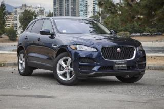 Used 2017 Jaguar F-PACE 35t AWD Premium *6yr/160,000km Certified Pre-Owned Warranty! for sale in Vancouver, BC
