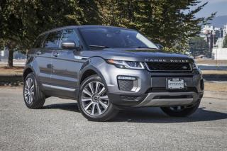 Used 2016 Land Rover Evoque HSE *Certified!  6yr/160km Warranty! for sale in Vancouver, BC