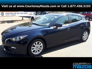 Used 2015 Mazda MAZDA3 Sport GS-SKY 6sp for sale in Courtenay, BC
