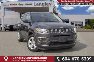Used 2018 Jeep Compass Limited <B>*LOCAL BC  *NO ACCIDENTS *SINGLE OWNER</B> for sale in Surrey, BC