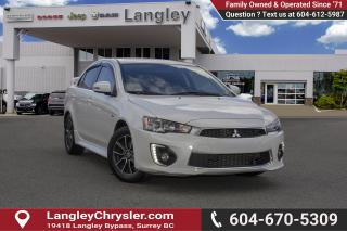 Used 2016 Mitsubishi Lancer SE LTD <B>*LOCAL BC  *NO ACCIDENTS *SINGLE OWNER</B> for sale in Surrey, BC