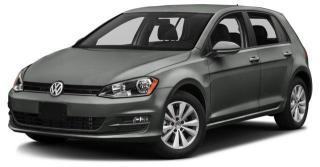 New 2017 Volkswagen Golf 1.8 TSI Trendline for sale in Surrey, BC