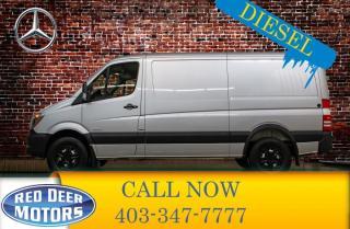 Used 2014 Mercedes-Benz Sprinter 2500 Cargo Van Diesel for sale in Red Deer, AB