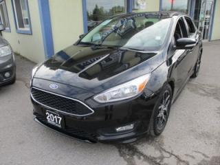 Used 2017 Ford Focus 'LIKE NEW' SE EDITION 5 PASSENGER 2.0L - DOHC.. FACTORY WARRANTY.. HEATED SEATS.. BACK-UP CAMERA.. BLUETOOTH.. for sale in Bradford, ON
