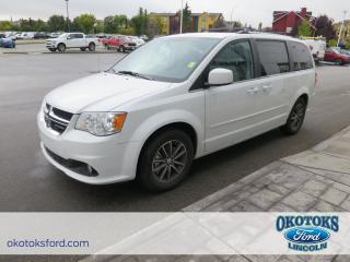 Used 2017 Dodge Grand Caravan CVP/SXT for sale in Okotoks, AB