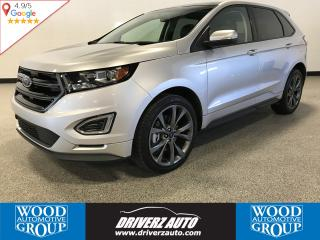Used 2017 Ford Edge Sport AWD, 2.7L ECOBOOST SPORT, PANORAMIC SUNROOF for sale in Calgary, AB