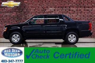 Used 2012 Chevrolet Avalanche 4x4 Crew Cab LT for sale in Red Deer, AB