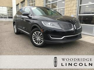 Used 2017 Lincoln MKX Select for sale in Calgary, AB