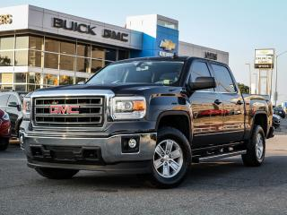 Used 2015 GMC Sierra 1500 SLE, CREW CAB, 5.3, TRAILER PACK, 4X4 for sale in Ottawa, ON