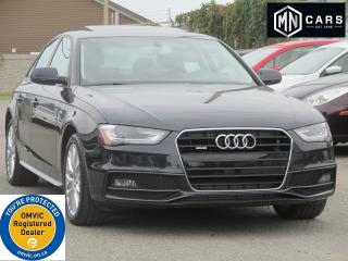 Used 2016 Audi A4 2.0T S-Line  Premium quattro AWD 8A for sale in Ottawa, ON
