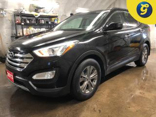 Used 2013 Hyundai Santa Fe PREMIUM*AWD*2.0T*REMOTE START*BACK UP CAMERA WITH SENSORS*PASSIVE ENTRY*VOICE RECOGNITION*PHONE CONNECT*HEATED FRONT SEATS*HEATED STEERING WHEEL*DUAL for sale in Cambridge, ON