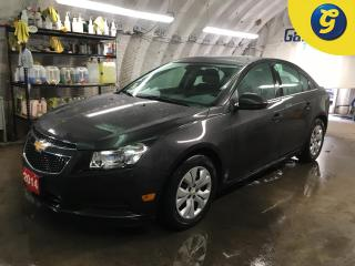 Used 2014 Chevrolet Cruze LT*REMOTE START*PHONE CONNECT/STEERING WHEEL CONTROL/VOICE RECOGNITION*TELESCOPIC STEERING WHEEL*CHILD LOCK WINDOWS*KEYLESS ENTRY*ON STAR* for sale in Cambridge, ON