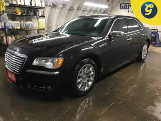 Used 2013 Chrysler 300 C*HEMI*NAVIGATION*SUNROOF/PANORAMIC SUNROOF*8.4 INCH UCONNECT TOUCH SCREEN*ADJUSTABLE PEDALS*VOICE CONTROL*PHONE CONNECT*HEATED/COOLING CUP HOLDERS*HE for sale in Cambridge, ON
