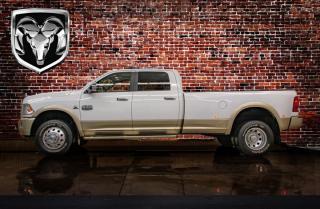 Used 2012 RAM 3500 Laramie Longhorn for sale in Red Deer, AB