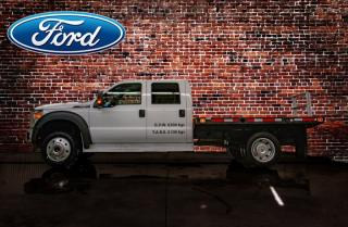 Used 2013 Ford F-450 Super Duty DRW XLT for sale in Red Deer, AB
