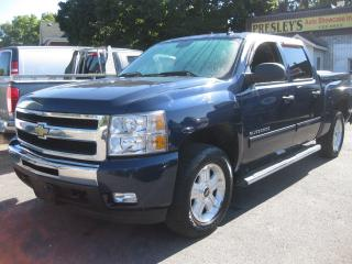 Used 2010 Chevrolet Silverado 1500 SLT Z71 4x4 Crew AC PL PM PW Cruise for sale in Ottawa, ON