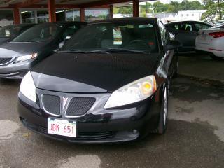 Used 2007 Pontiac G6 CONVERTIBLE for sale in Saint John, NB