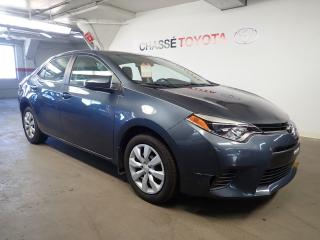 Used 2016 Toyota Corolla Le + Gar. Pea for sale in Montréal, QC