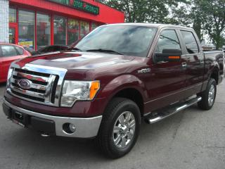 Used 2009 Ford F-150 XLT 4x4 SuperCrew for sale in London, ON