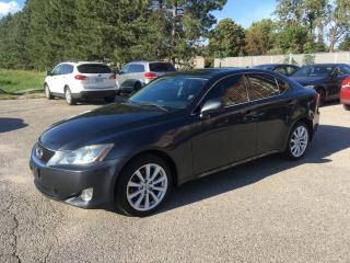 Used 2007 Lexus IS 250 AWD for sale in Toronto, ON