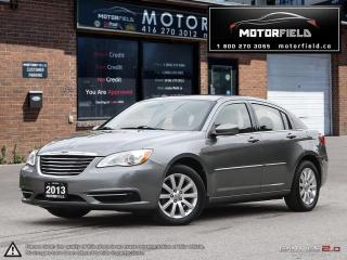 Used 2013 Chrysler 200 LX *NO ACCIDENTS, CERTIFIED, WARRANTY* for sale in Scarborough, ON