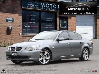 Used 2008 BMW 5 Series 528xi *ACCIDENT FREE, CERTIFIED, AWD* for sale in Scarborough, ON