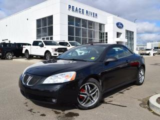 Used 2008 Pontiac G6 GT for sale in Peace River, AB