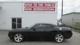 Used 2010 Dodge Challenger SRT8 for sale in Toronto, ON