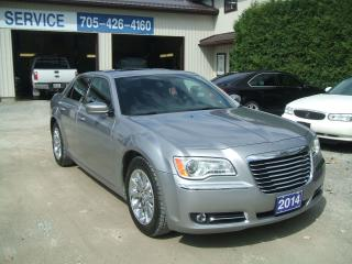Used 2014 Chrysler 300 Touring  for sale in Beaverton, ON