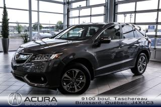Used 2017 Acura RDX elite pkg for sale in Brossard, QC