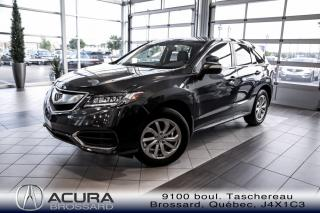 Used 2016 Acura RDX AWD for sale in Brossard, QC