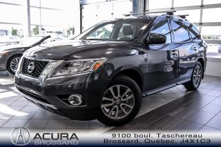 Used 2014 Nissan Pathfinder SV AWD for sale in Brossard, QC