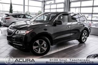 Used 2015 Acura MDX PREMIUM for sale in Brossard, QC