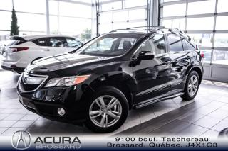 Used 2014 Acura RDX Tech for sale in Brossard, QC