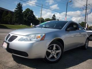 Used 2009 Pontiac G6 GT for sale in Whitby, ON