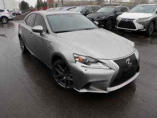 Used 2015 Lexus IS 250 F SPORT 2 for sale in Toronto, ON