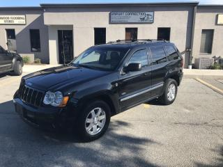 Used 2008 Jeep Grand Cherokee Laredo,LOW MILEAGE,ONE OWNER,NO ACCIDENTS for sale in Burlington, ON