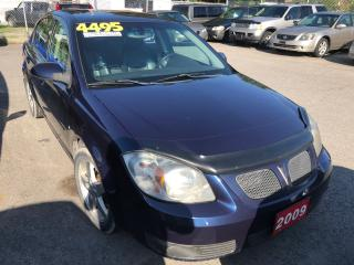 Used 2009 Pontiac G5 SE with Leather for sale in St Catharines, ON